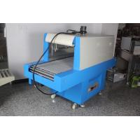 Model no BS-550 Shrink  packaging machine, Steel of material,Blue with White color Tunnel  size 550x350mm Manufactures