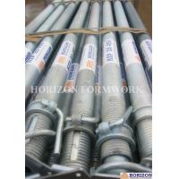 High Load Capacity Scaffolding Steel Props Following EN1065 Standard Manufactures