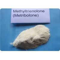 White to Light Yellow Crystalline  Methyltrienolone Synthetic Anabolic Steroid Hormones  CAS 965-93-5 Healthy Tren Drug Manufactures