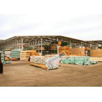 Flexible Cantilever Racking Heavy Duty Storage Racks Hot Dip Galvanization Surface Finish Manufactures