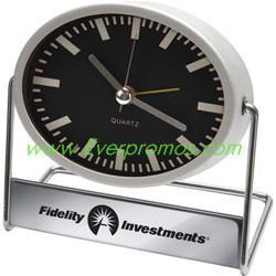 Swiveling Metal Alarm Clock Manufactures