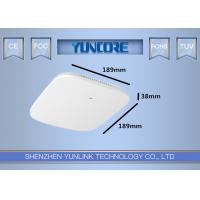 High Speed 300Mbps Ceiling Mount Ap Ajustable RF Power Comply IEEE 802.11 B G N Standard Manufactures