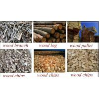 Quality Power plant wood chips making machine wood chipper 5 tons per hour capacity for sale