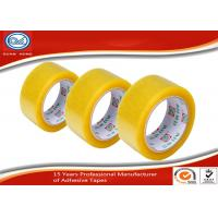 Buy cheap Water proof Pressure Sensitive Acrylic Adhesive Bopp Packaging Tape Single Side from wholesalers