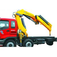 Cheap Vehicle mounted 14 Ton Knuckle Boom Truck Crane For Transporting Heavy Things for sale