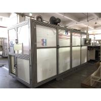 Rolling Bag Baby Diaper Packaging Machine Stable 40 bags/min Packing Speed Manufactures