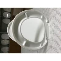 China Contemporary Style Universal Toilet Lid Cover , Toilet Bowl Top Cover Quick Cleaning on sale
