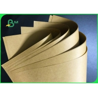 60gr 70gr Recyclable Food Grade Kraft Liner Paper For Packaging Bags Manufactures