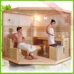 Wet glass steam sauna gw-st1 Manufactures