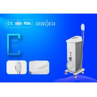 TUV Medical Laser Hair Removal Machines OPT Technology White / Grey Color Manufactures