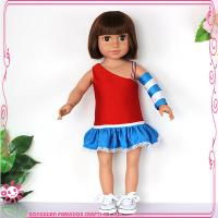 """OEM Doll Toy Clothes 18"""" Baby Doll Accessories Wholesale Clothes For Dolls Manufactures"""