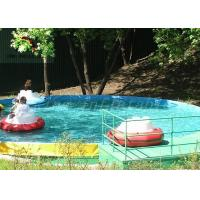 Double Seats Children Inflatable Water Toys PVC Blow Up Custom Auto Electric Drive Inflatable Boat Manufactures