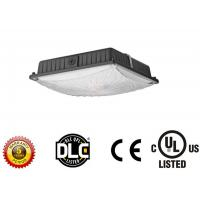 China 45W 5000K Daylight LED Parking Garage Lighting , 5850LM led canopy light fixtures on sale