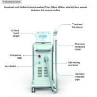 Nubway professional best painless high technology 808 soprano diode laser hair removal beauty Machine with big spot Manufactures