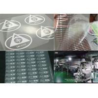 Best Quality Cold Peel Matte PET Heat Transfer Film For Tagless Screen/Offset Printing Heat Transfers Iron On T-shirts Manufactures