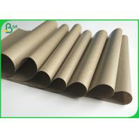 50gsm + 10gsm PE Coated Paper , C1S Glossy Food Grade Paper For Wrapping Food Manufactures