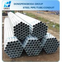 Galvanized Scaffolding Tube 48.3 X2.55mm X6m export import China supplier made in China Manufactures