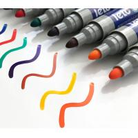 Creative Eco Smart Board Accessories , Magnetic Whiteboard Markers Manufactures