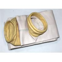 Air Round Industrial Filter Bags Remove Impurities High Temperature Resist Manufactures