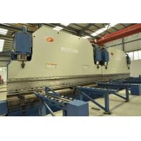 Cheap Double linkage cnc hydraulic plate bending machine for light pole production line for sale