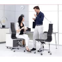 Luxury Ergonomically Designed Chair With Aviation Aluminum And Nylon Material Manufactures