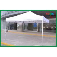 Custom 3x3m White Pop Up Foldable Tent Gazebo For Promotion Advertising Manufactures