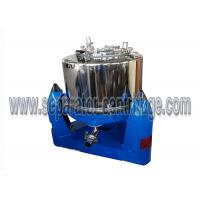Manual Unload Intermittent Operation Top Discharge Food Centrifuge with Clamshell Manufactures