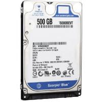 China High speed 2.5 inch SATA Hard Disk Drive 500GB with SATA or PATA interface on sale