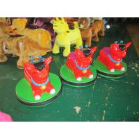 China Coin Operated Kiddie Rides Kids Battery Powered Ride on Toys with Horse or Custom Design on sale