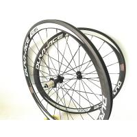 Super Light V Brake Carbon Road Race Wheels 38mm 45mm Clincher Tubular Manufactures