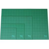 Fashion Pvc Self Healing Cutting Mat , Plastic Cricut Cutting Mat Board A4 To A1 Size Manufactures
