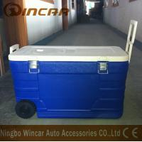 Professional 4X4 Off-Road Accessories Portable Food Cooler Box EPS Insulation Material Manufactures