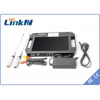 Portable COFDM Video Receiver AES256 Manufactures