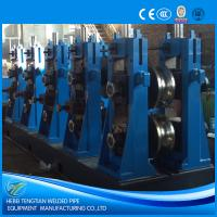 Galvanised Steel Pipe Milling Machine Welding with FFX Forming Technology