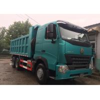 ZZ3257M3847N1 Howo Tipper Truck Sinotruk Engine Fuel Consumption 8×4 Drive Type Manufactures