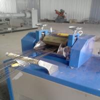 Cheap Electrical Scraps Plastic Granules Machine With Single - Screw Extruder for sale