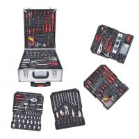 Multifunction 186pcs Combination Hand Tool Set , Professional Household Socket Sets Manufactures