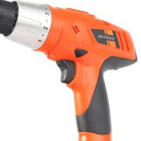 2 Gear Stage Cordless Electric Drill Driver / Battery Cordless Hammer Drills with Accessories Manufactures
