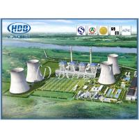 Eco - Friendly Horizontal Circulating Fluidized Bed Combustion Boiler Easy Operation Manufactures