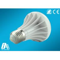 Eco friendly household E27 led bulbs 5W with SMD 2835 Led chip 450 Lm Manufactures