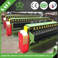 High Efficient Edge Banding Machine In Gabion Production Line Manufactures