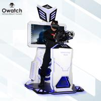 Owatch-360 Shooting Gun Htc Vive Glasses Game Machine vr arcade game standing battle gun shooting virtual reality Manufactures