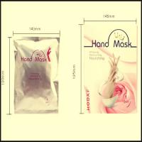 100% new material hand mask, foot mask, facial mask Manufactures