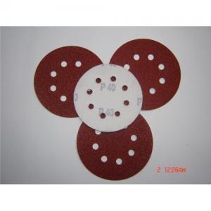 China Velcro sanding disc on sale