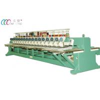 Garment Sequin Embroidery Machine , Industrial Commercial Embroidery Equipment Manufactures