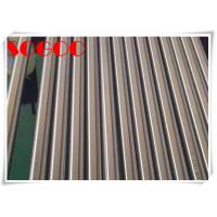 UNS N07750 Inconel Alloy Seamless Pipe , Inconel  Round Bar 8.28 g/cm Density Manufactures