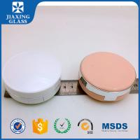 Luxury Arylic Air Cushion Empty Cosmetic Containers Makeup BB Cream Case With Sponge Manufactures