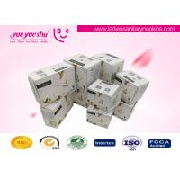240mm 270mm 290mm Anion Sanitary Napkins Disposable For Menstrual Period Manufactures
