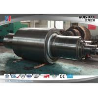 Cheap Φ80 - Φ1200 mm MC3 Ring Rolling Forging Structural Alloy Steel Roller for sale
