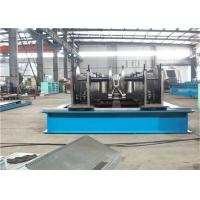 Full Automatic Cable Tray Roll Forming Machine , Auto Decoiler metal forming machine